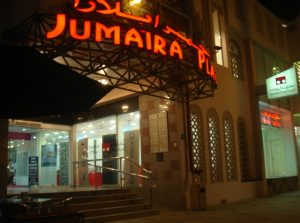 Jumeirah plaza Dubai