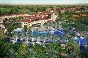 Jumeirah golf resort Dubai