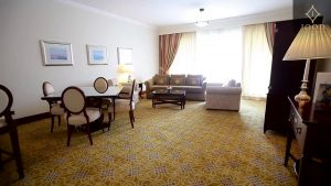 2 Bedroom Apartment Jood Palace Hotel Dubai