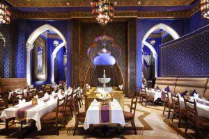 Al Nafoorah Lebanese Restaurant Dubai