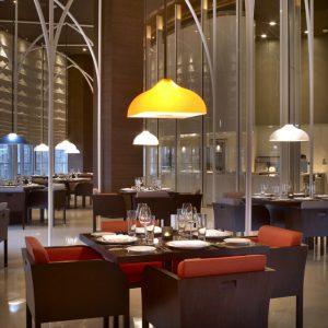 Armani Amal restaurant Dubai