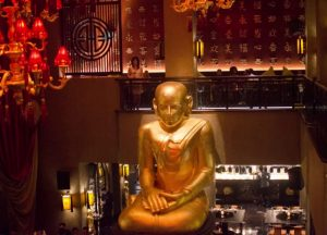 Buddha Bar Restaurant Dubai