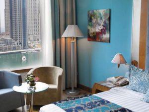 Double Room Byblos Hotel Dubai Marina