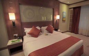 Double Room Emirates Grand Hotel Dubai