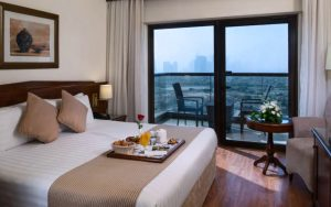 Double room Majestic hotel Dubai