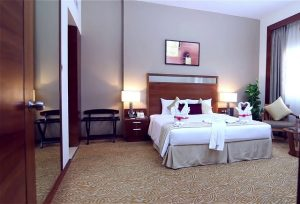 Executive room Landmark Grand Hotel Dubai