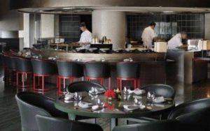 Hashi Japanese Restaurant Dubai