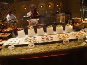Kaleidoscope Buffet Restaurant Dubai