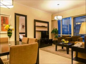 Nuran Hotel Serviced Apartment Dubai