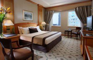 Room Carlton Palace Hotel Dubai