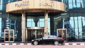 Rose Rayhaan Rotana Dubai