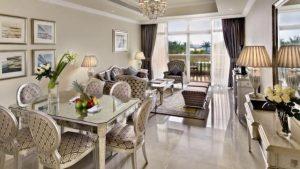 Suite Kempinksi Hotel Dubai