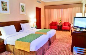 Twin Room Flora Grand Hotel Dubai