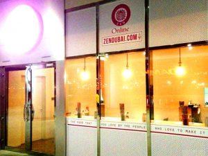Zen Chinese Restaurant Dubai