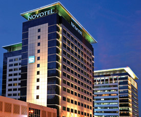 Novotel Dubai world trade centre