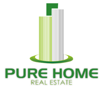 Pure home real estate Dubai logo