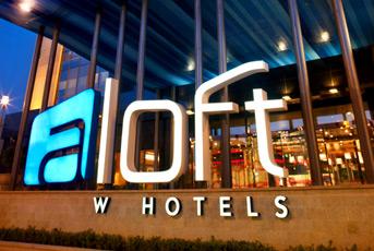 Aloft Palm hotel Jumeirah Dubai
