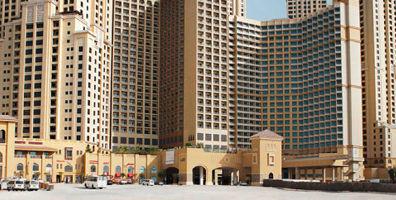 Amwaj Rotana hotel Jumeirah Beach