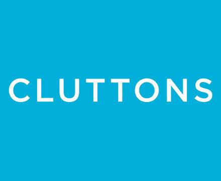Cluttons Dubai logo