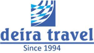 Deira travels Dubai logo
