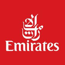 Emirates Dubai logo
