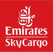 Emirates Sky Cargo UAE logo