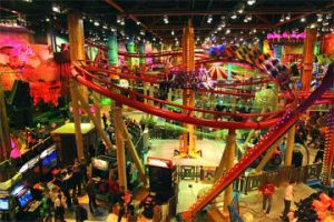 Family entertainment centre Dubai