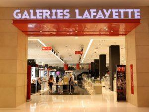 Galeries Lafayette Restaurant Dubai Mall