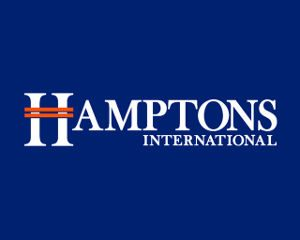 Hamptons international Dubai logo