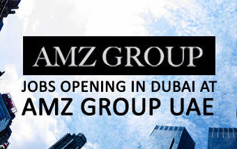Jobs AMZ Group Dubai LOGO
