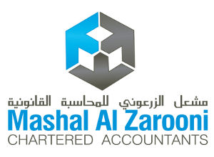 Mashal Al Zarooni accountants Dubai logo