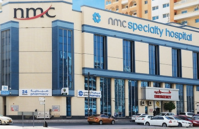 NMC specialty hospital Abu Dhabi
