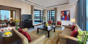 Oberoi Hotel Presidential Suite Dubai