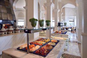 Park Hyatt Hotel Restaurant Dubai