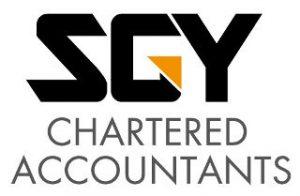 SGY chartered accountants Dubai logo