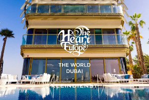 The Heart of Europe Real Estate Dubai
