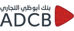 ADCB bank Abu Dhabi logo