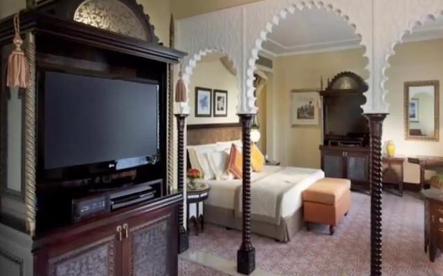 Al Qasr Hotel Madinat Jumeirah Dubai
