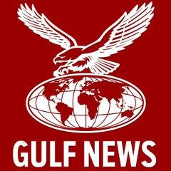 Gulf news Dubai logo
