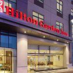 Hilton garden hotel in Dubai