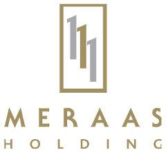 Meraas holding logo Dubai