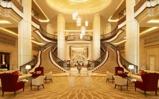 St Regis hotel Abu Dhabi