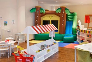 waldorf astoria Dubai kids club