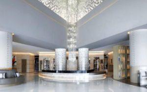 Fairmont hotel Dubai