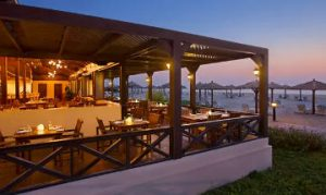Hilton hotel Al Hamra Beach RAK UAE