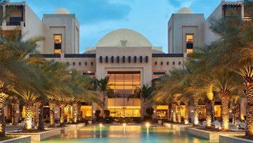 Hilton hotel RAK UAE