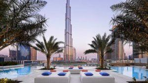 Sofitel Hotel Downtown Dubai
