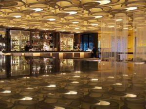 ba lounge Fairmont hotel Dubai