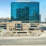 Double tree Hilton Business Bay Dubai