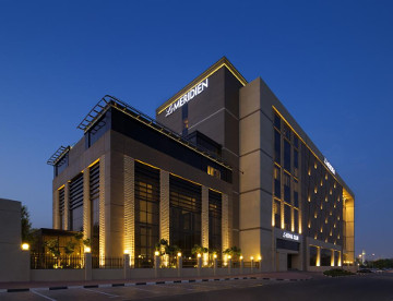 Le Meridien hotel Dubai